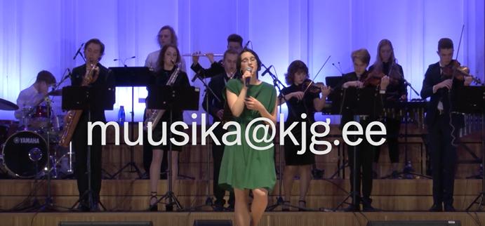 Kooli noorteorkester!