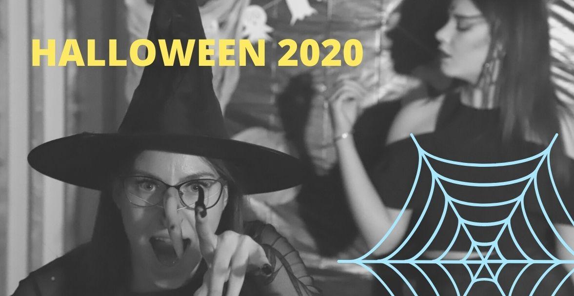 Kohtla-Järve Gümnaasiumi hirmus vahva Halloweeni pidu!