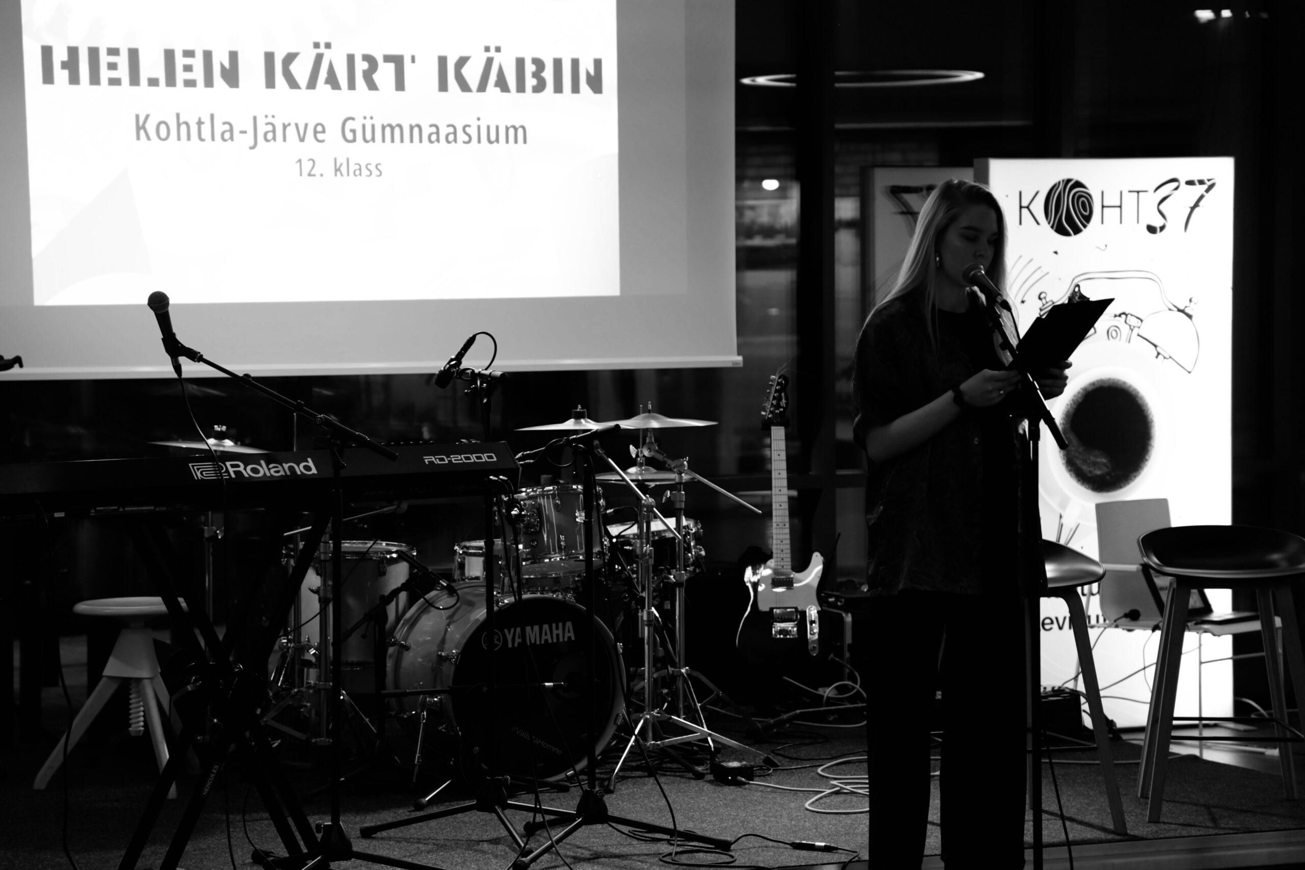 """Luulekonkurss """"Ajamasin"""" kontsert koos Rain Rämmaliga"""