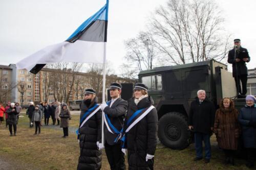 Eesti Vabariigi 102. sünnipäeva aktus 21.02.2020