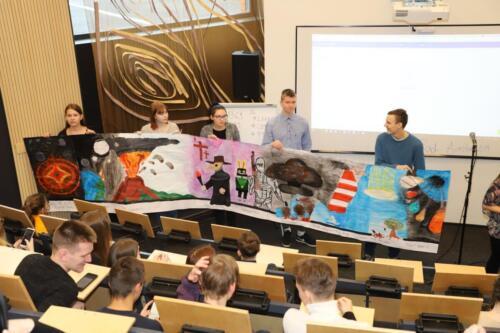 Fenomenil põhineva õppe koolimess 06.03.2020